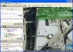 Google マップからGoogle Earth